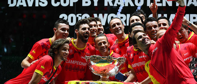 L'Espagne remporte la Coupe Davis