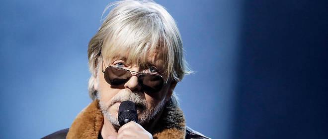 Son dernier album, Renaud « l'a écrit très vite », a-t-il indiqué au « JDD ».