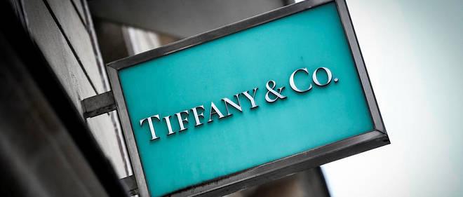 Le géant du luxe LVMH s'offre le joaillier Tiffany