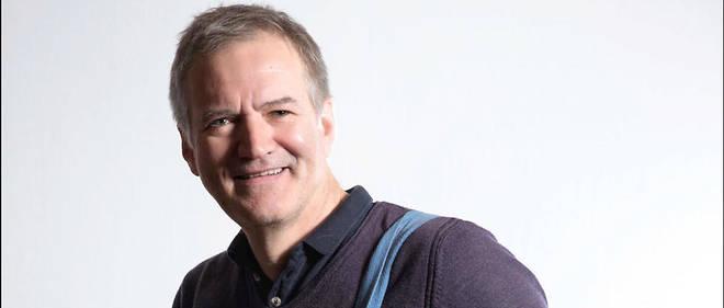 Le journaliste et essayiste David Goodhart, dans les locaux de son éditeur français Les Arènes.