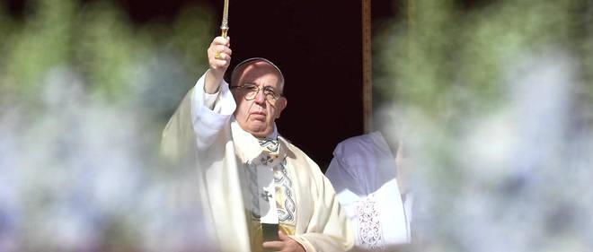 Le pape François le 1er avril 2018.