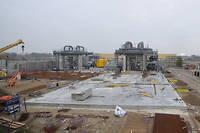 Capture d'écran de la webcam présente sur le site de Vendenheim (Bas-Rhin). Cliché daté du 25 novembre 2019 à 16h18.