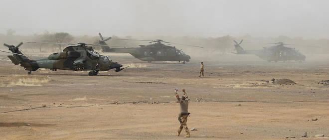 L'armée française est engagée dans l'opération Barkhane depuis 2014 au Mali. (Photo d'illustration)
