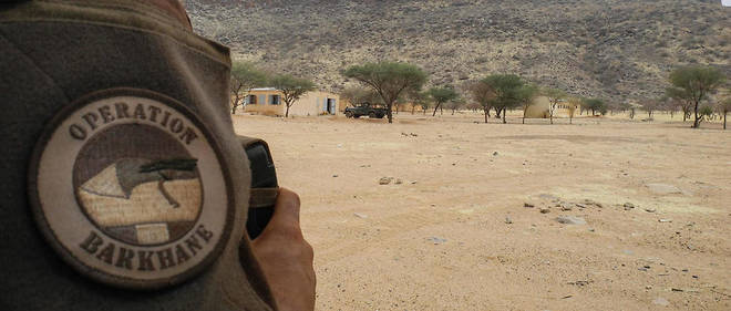 Les soldats appartenaient à l'opération militaire Barkhane, menée au Sahel depuis août 2014. (Illustration)