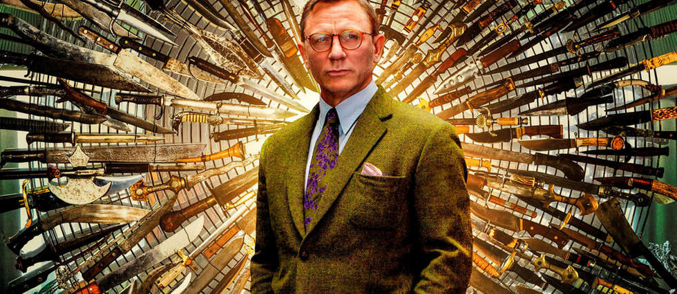 <p>Après avoir fait l'espion dans « James Bond », Daniel Craig joue les détectives aussi futé qu'Hercule Poirot dans « À couteaux tirés » de Rian Johnson.</p>
