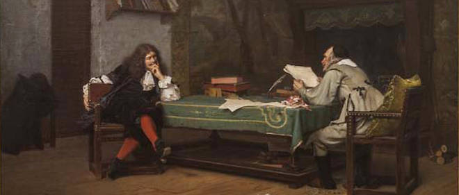 Une collaboration, de Jean-Leon Gerome