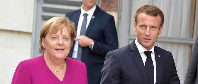 À une semaine du sommet de l'Otan à Londres, Angela Merkel a livré devant les députés un long plaidoyer en faveur de l'Alliance, fondée en 1949.