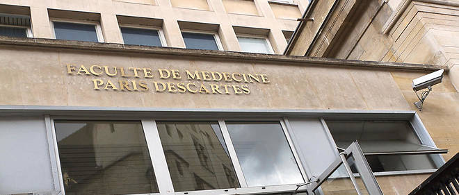 La faculté de médecine de Paris-Descartes. (Photo d'illustration)