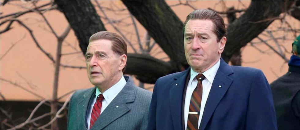 <p>The Irishman</p>