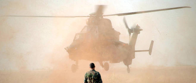 L'armée française a subi une de ses plus grandes pertes depuis l'attentat contre le QG français Drakkar à Beyrouth en 1983.
