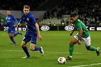 Saint-Étienne n'a pas réussi à marquer face à La Gantoise.