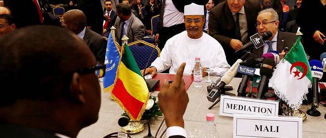 Malgré des avancées, l'application de l'Accord d'Alger reste encore très difficile.