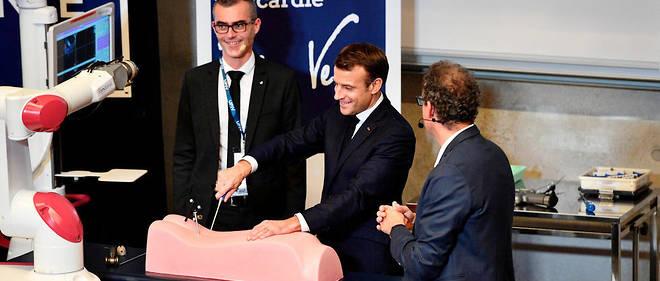 Ce rapport de l'OCDE est le plus beau cadeau dont pouvait rêver Emmanuel Macron.