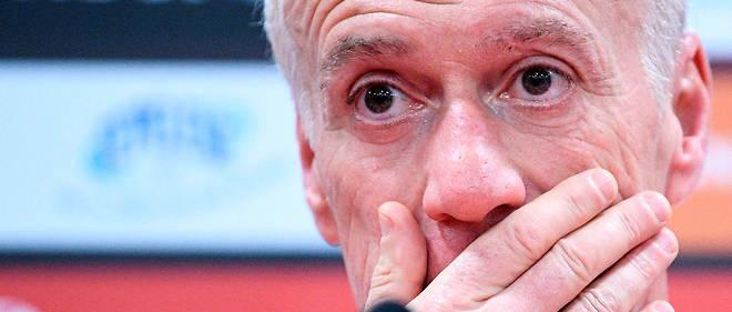 La réaction de Didier Deschamps face au règlement de l'UEFA.