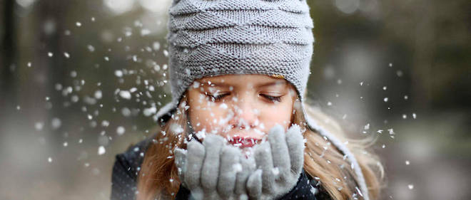 """Selon l'arrêté municipal, les petits Turballais n'ont que """"trop rarement vu la neige tomber"""" (photo d'illustration)."""