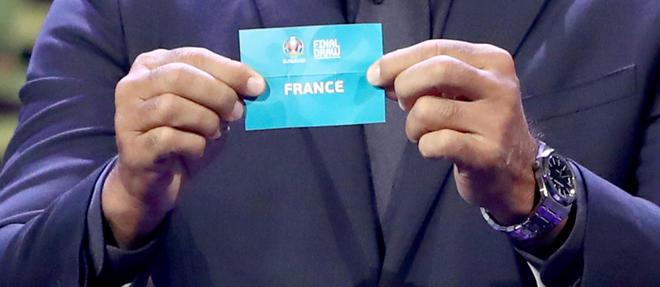 Les Bleus retrouveront le Portugal qui les avait battus en finale de l'Euro 2016