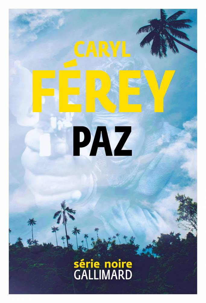 Caryl Férey ©  DR
