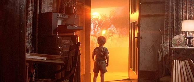 Sorti en 1977, « Rencontres du troisième type » de Steven Spielberg ne montre aucun canon laser, juste une rencontre avec des extraterrestres...