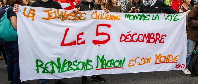 Les Français de toutes catégories professionnelles sont appelés à exprimer leur désaccord avec la réforme des retraites.