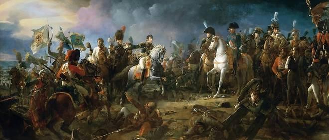 Bataille d'Austerlitz, par François Gérard