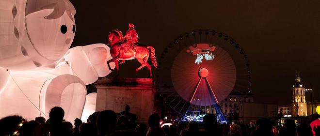 En 2018, près de 2 millions de personnes s'étaient pressées dans les rues de Lyon pour la Fête des lumières.