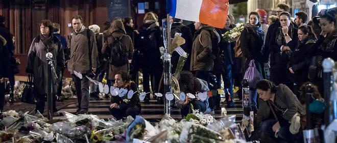 Les restaurants Le Carillon et Le Petit Cambodge, touchés à Paris par des attaques terroristes en novembre 2015.