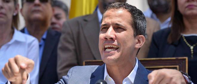 Juan Guaido s'est proclamé président par intérim le 23 janvier. Il estime que la présidentielle de 2018 qui a permis à Nicolas Maduro de se maintenir au pouvoir a été entachée de fraudes.