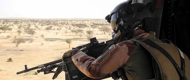 58 % des Fancais se disent favorables ou plutot favorables a la presence francaise sur le territoire malien pour lutter contre des mouvements islamistes armes.