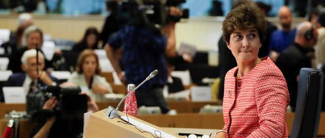Sylvie Goulard avait été proposée par Emmanuel Macron à la Commission européenne, mais sa candidature avait été rejetée.
