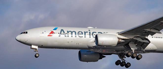 L'appareil de la compagnie American Eagle, qui reliait Pensacola à Miami lundi 2 décembre, a dû faire demi-tour.
