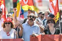 Philippe Martinez mène la fronde contre la réforme des retraites.