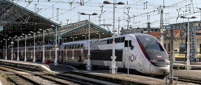 C'est fou ce qu'il peut se tramer dans un TGV...