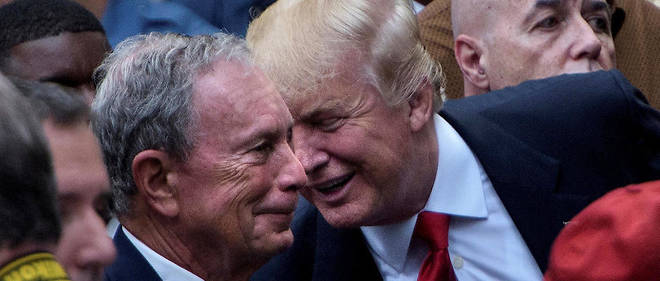 L'équipe de campagne de Donald Trumpa annoncé, lundi, qu'elle retirait les accréditations des journalistes de l'agence Bloomberg.