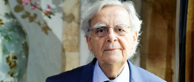 Bernard Pivot souhaite retrouver le «libre usage de son temps».
