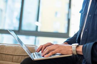 Un quart des salariés pratiquent déjà le télétravail(photo d'illustration).
