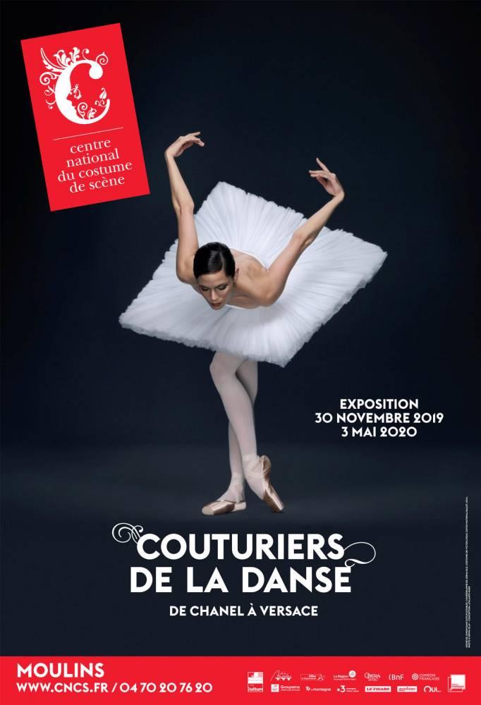 danse, mode, expo ©  @Erwin Olaf conception Atalante-Paris