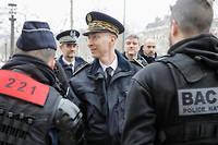 Didier Lallement, préfet de police de Paris