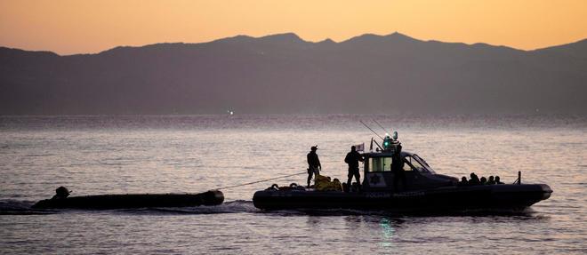Le bateau avait quitté la Gambie le 27 novembre. (Illustration)