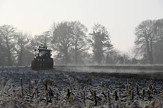Jeudi 5 décembre, des brouillards givrants seront sans doute présents au petit matin du centre au nord-est de la France. Image d'illustration.