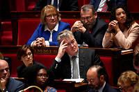 Jean-Paul Delevoye à l'Assemblée nationale.