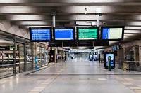 La grève SNCF se poursuivra vendredi 6 décembre.