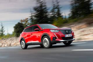 Peugeot 2008: l'étoffe des zéros en plus