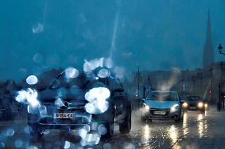 En fin de journée et soirée, le ciel se chargera le long des côtes de la Manche, le vent se renforcera, annonçant l'arrivée d'une nouvelle perturbation en cours de nuit et journée de vendredi sur le nord-ouest du pays. Image d'illustration.