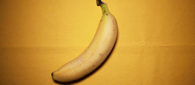 Une banane qui vaut de l'or.