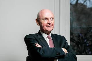 Patrick Stefanini, ancien directeur de cabinet adjoint d'Alain Juppé à Matignon en 1995.