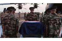 La perte de 13 militaires est une des plus importantes pour l'armée française.