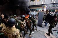 Depuis deux mois, des milliers d'Irakiens conspuent sur Tahrir le pouvoir, accusé d'incompétence et de corruption, ainsi que son parrain iranien. Photo d'illustration.