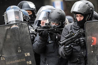 Les perturbations sont survenues peu après 14 heures, au niveau de l'avenue du Maine, dans le quartier de Montparnasse. Photo d'illustration.