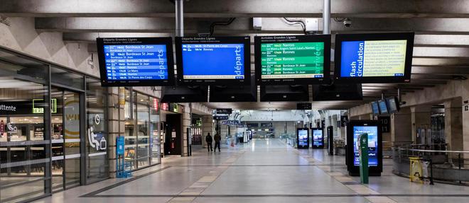 La mobilisation contre la réforme des retraites aura une nouvelle fois un fort impact sur les transports mardi 10 décembre.