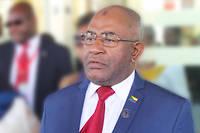 Le président Azali Assoumani et de nombreux ministres avaient fait le déplacement en France, qui parrainait cette conférence, afin de réunir des financements.